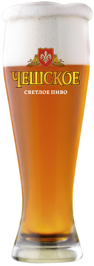 Чешское светлое нефильтрованное