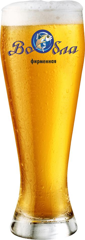 «Вобла фирменная» безалкогольное