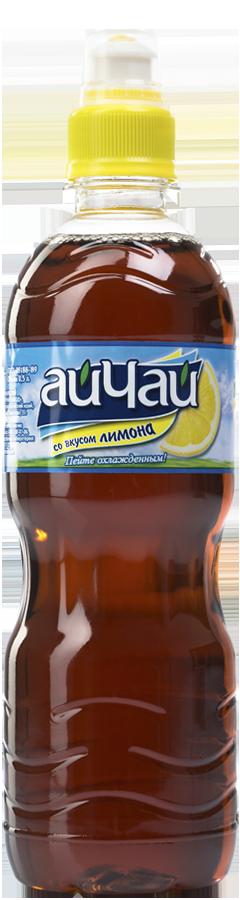 Черный чай со вкусом лимона