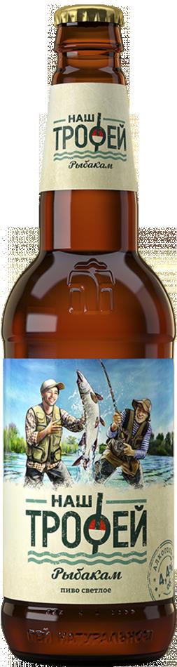 Наш Трофей рыбакам