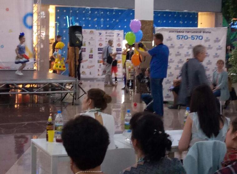 Чудо-детки в Барнауле! Региональный фестиваль-конкурс дошкольного творчества