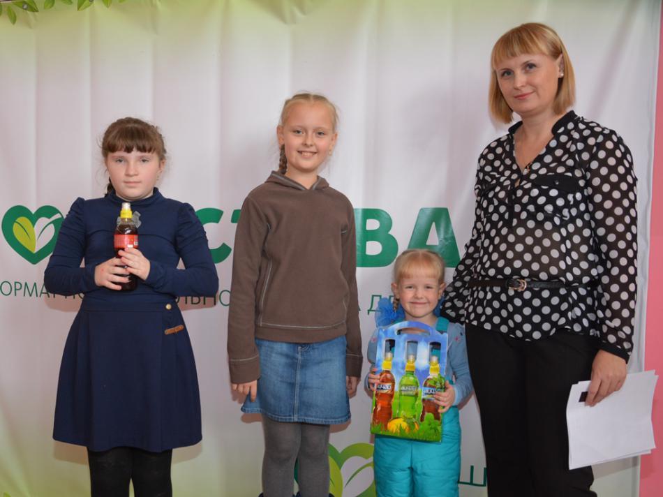 28 Ноября в Барнауле прошел веселый экологический фестиваль
