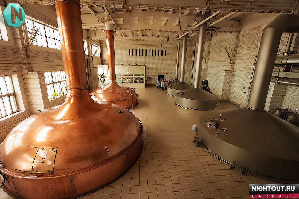 «Барнаульский пивоваренный завод» стал лидером в сфере «Охраны труда». Видео
