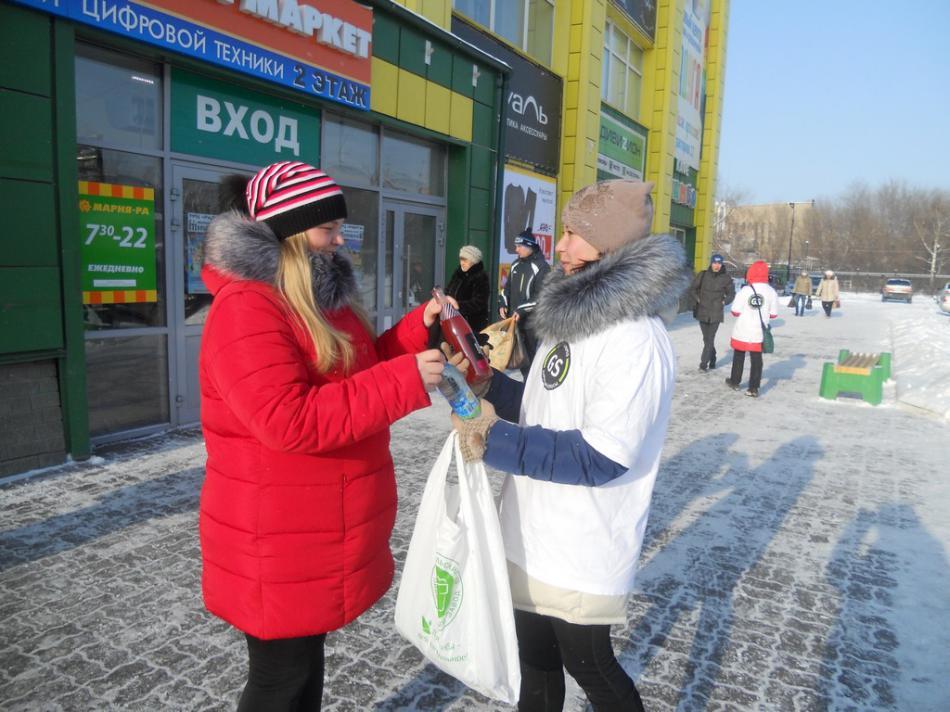И снова «свич-селлинг» от Барнаульского пивоваренного завода!