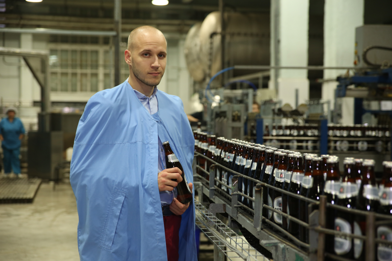 Александр Локтев рассказал о стратегии развития завода