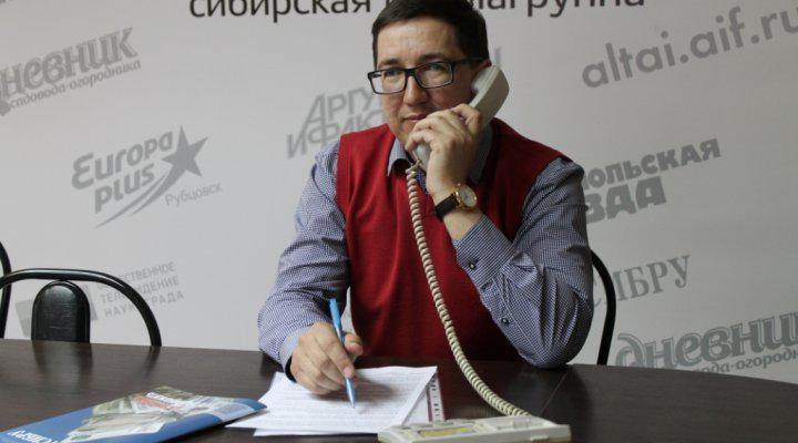 Директор «Барнаульского пивзавода» ответил на вопросы читателей
