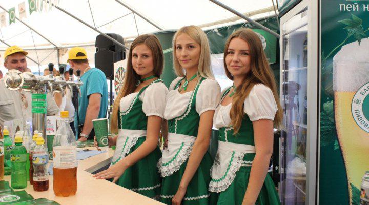 Барнаульский пивоваренный завод принял участие в агрофоруме «День сибирского поля»