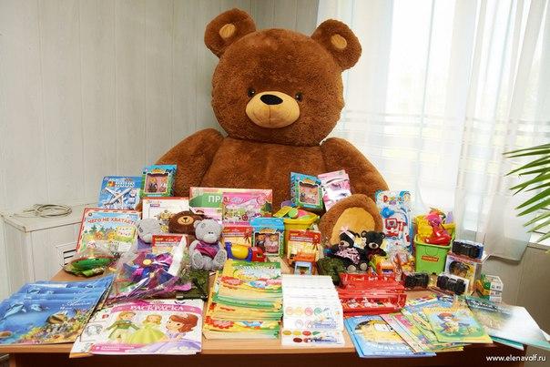 Акцию «Вместе ради детей» провели в 7-й детской клинической больнице Барнаула