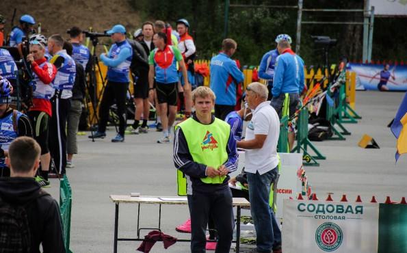 Чемпионат России по летнему биатлону среди ветеранов
