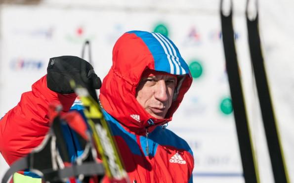 Чемпионат России по биатлону среди ветеранов