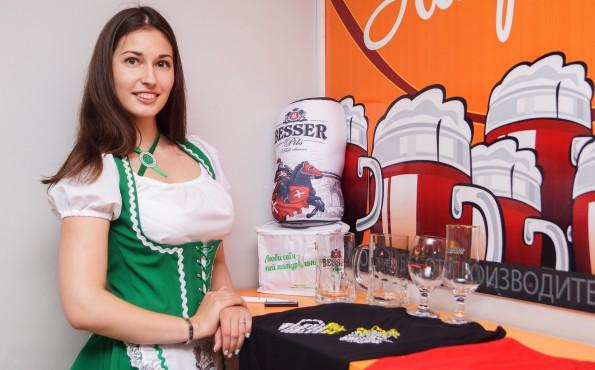 День Пивовара в фирменной сети