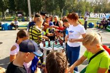 «Дружный город» - к 1 сентября БПЗ организовал фестиваль на Новосиликатном