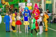 Талантам надо помогать! Открываем сезон детских праздников