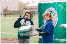 В Барнауле прошел спортивный праздник «Даешь молодежь»