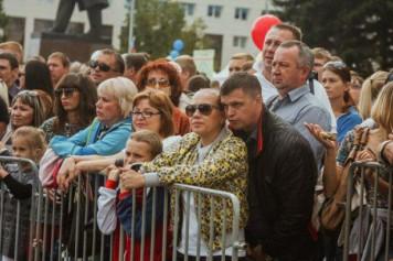 Барнаульский пивзавод принял участие в праздновании Дня города