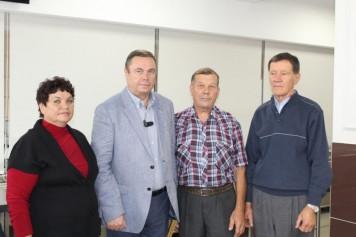 Ветераны производства посетили Барнаульский пивоваренный завод