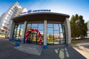 Пятилетка за три года: сеть закусочных «Вобла» открыла еще одно заведение в Барнауле