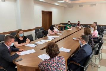 В Алтайпищепроме прошло заседание Общественного совета