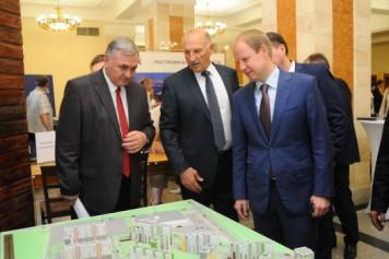 Ведущие строители Алтайского края получили престижные награды