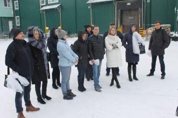 Выпускники губернаторской программы узнали, как в Барнауле делают напитки