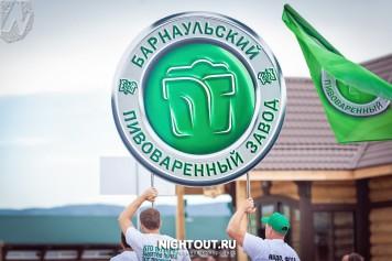 Барнаул украшают новые клумбы и цветочные композиции