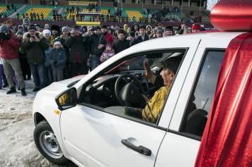 Итоги V этапа кубка Сибири по зимним трековым гонкам.
