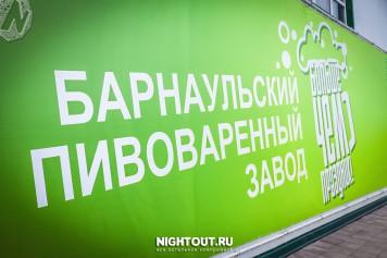 АлтайФест: Барнаульский пивоваренный завод подводит итоги фестиваля