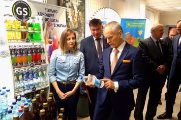Сделаем вместе! – в Барнауле встретили знаменитого гостя