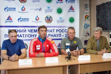 В Барнауле пройдёт чемпионат России по биатлону среди ветеранов