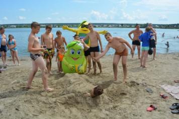 Павловский пляж, открываем купальный сезон 2017!